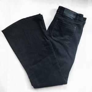 Rachel Zoe Rachel Flare Jeans Black/Black 27